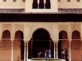 Alhambra - Levie nádvorie, Foto: wikipédia