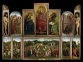 Doskový oltár - Chrám sv. Bavona - Gent