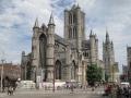 Chrám sv. Bavona - Gent