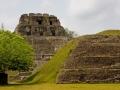 Belize, pozostatky Mayskej kultúry, Foto: Alan Baxter
