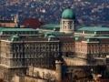 Kraľovský palác - Budapešť
