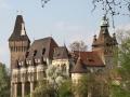 Hrad Vajdahunyad_Budapešť