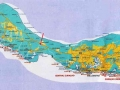 Curaçao - mapa