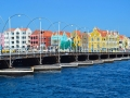 Pontónový most - Curaçao
