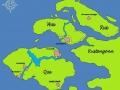 Ostrovy Penghu - mapa