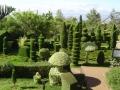 Botanická záhrada Funchal - Madeira