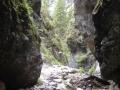 Nové diery - Dierový potok