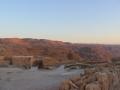 Staroveká pevnosť Masada, Foto: Kitty Schweizer