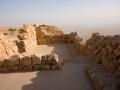 Staroveká pevnosť Masada. Foto: I R