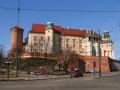 Wawelský hrad - Krakov, Foto: Wikimedia