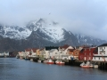 Henningsvaer - Lofotské ostrovy, Foto Martin de Lusenet