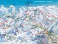 Ischgl - mapa