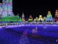 Festival ľadu a snehu v Harbine