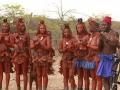 Namíbia - kmeň Himba