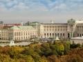 Hofburg - komplex bývalého cisárskeho dvora