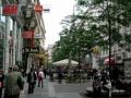 Pešia zóna na Kärtnerstrasse