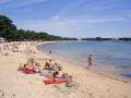 Pláž Bijeca v Meduline