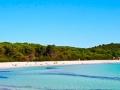 Pláž Saharun na ostrove Dugi otok
