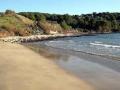 Pláž Vela Pržina na ostrove Korčula