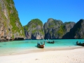 Pláž Ao Maya - Koh Phi Phi Leh, Foto: Eulinky