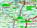 Krásnohorská jaskyňa - mapa