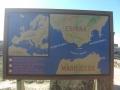 Punta de Tarifa, mapa, Foto: Olivier Bruchez