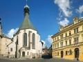Radnica - Kostol svätej Kataríny - Waldburgerské paláce - Banská Štiavnica