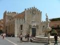 Katedrála San Nicolo - Taormina