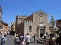 Piazza del Duomo - Taormina, Foto: Yavor Dinkov