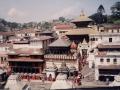 Hinduistický chrám Pashupatinath