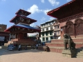 Starý náboženský komplex Svajambhunáth