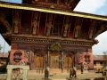 Hinduistický chrám Changu Narayan