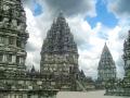 Šivov chrám Prambanan v Patane