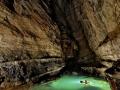 Jaskyňa Waitomo - Nový Zéland