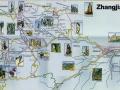 zhangjiajie-mapa