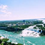 Cataratas del Niágara en Toronto Canada