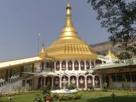 Dhamma Giri Pagoda_2
