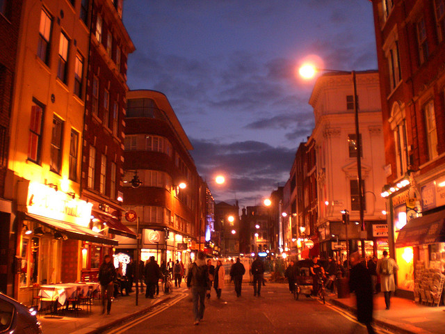 Londyn_nocny zivot