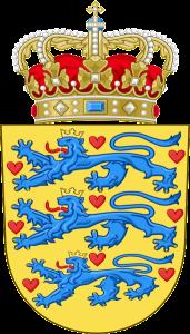 Statny znak-Dansko