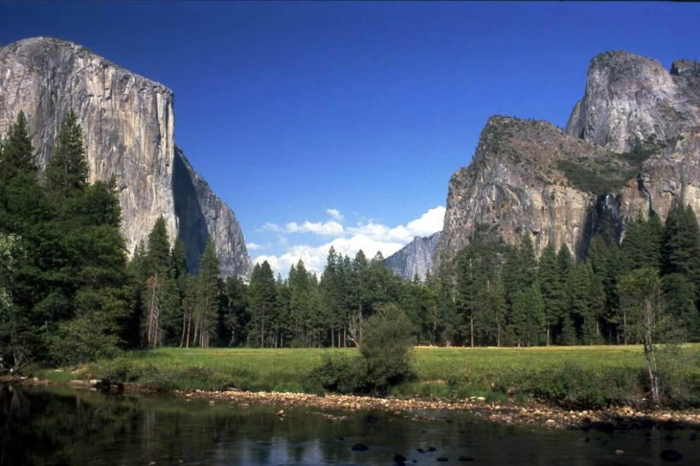 Yosemitské údolie_01