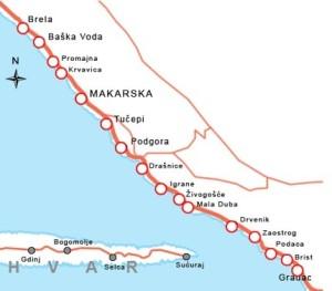 Makarská riviéra