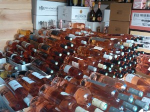 rose-wine-bottles-winery