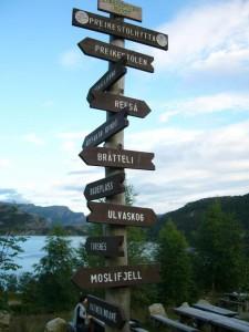 turistické cesty