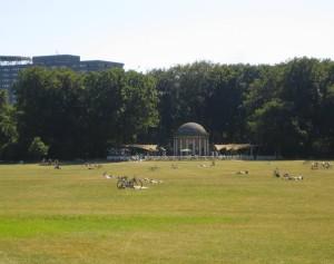 Fælledparken, Kodan