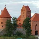 Litva_hrad_Trakai
