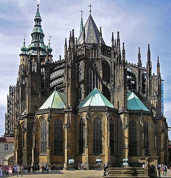 Praha_Katedrala svateho Vita