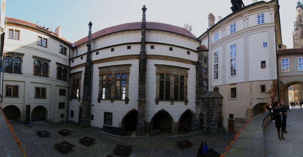 Praha_Stary kralovsky palac_02