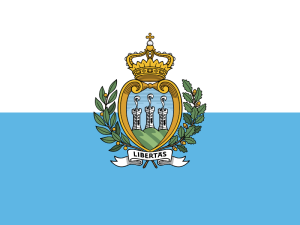 San Marino_vlajka