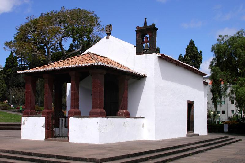 Kostol svatej Katariny_ Madeira