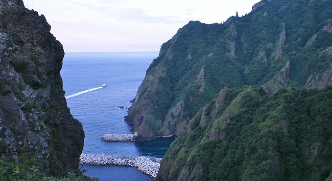 Ostrov Ulleungdo